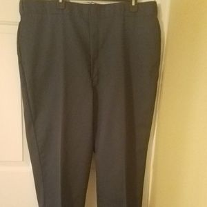Dickies Classic Flat Front Work Pants Chinos 44 30